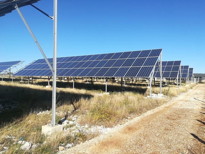 veliko sunve solarna elektrana